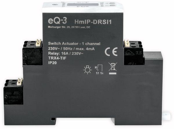 HOMEMATIC IP 154684A0, Schaltaktor für Hutschienenmonatage - Produktbild 5