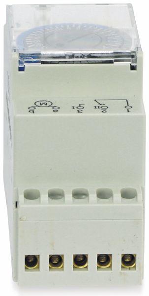 Zeitschaltuhr RELTECH RZSA2, 12 V, DIN-Schiene, Analog - Produktbild 3