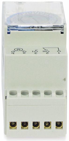Zeitschaltuhr RELTECH RZSA3, 24 V, DIN-Schiene, Analog - Produktbild 3