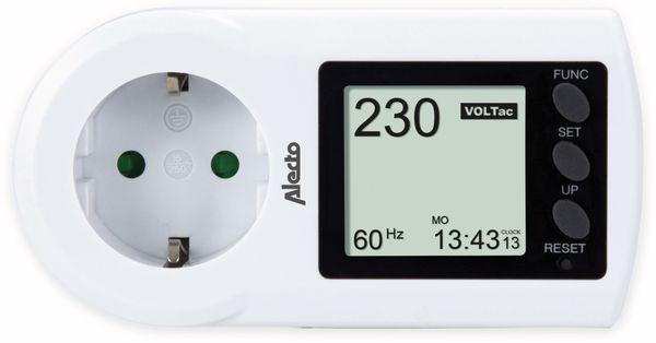 Energiekosten-Messgerät ALECTO EM-17, weiß