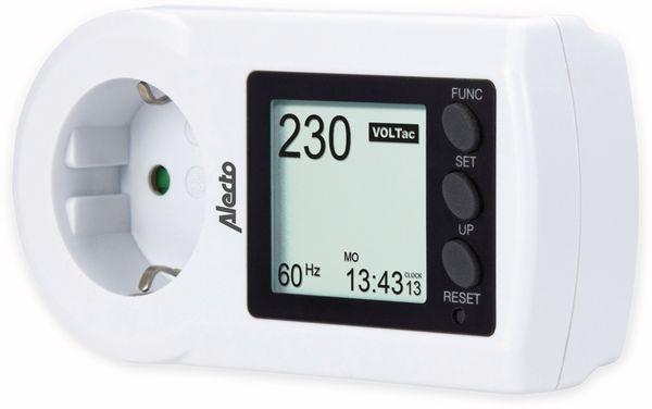 Energiekosten-Messgerät ALECTO EM-17, weiß - Produktbild 2