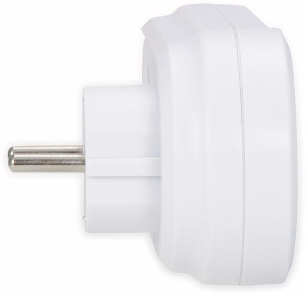 Energiekosten-Messgerät ALECTO EM-17, weiß - Produktbild 5