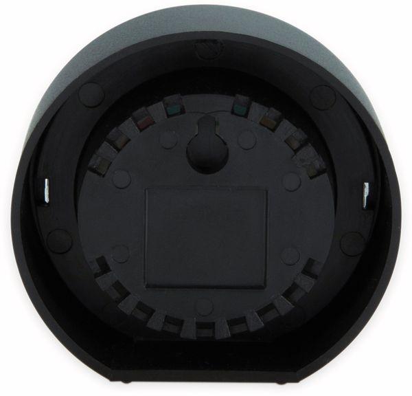 Analoges Hygrometer ALECTO WS-05, für den Innenbereich, schwarz - Produktbild 4