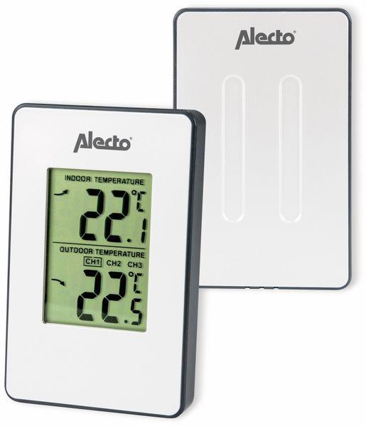 Wetterstation ALECTO WS-1050, weiß