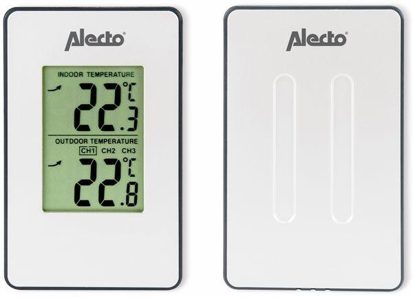 Wetterstation ALECTO WS-1050, weiß - Produktbild 2