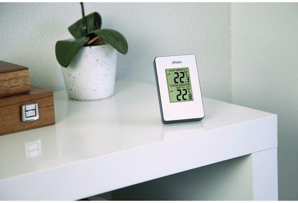Wetterstation ALECTO WS-1050, weiß - Produktbild 4