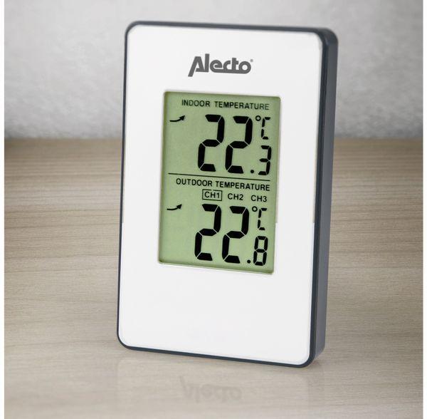 Wetterstation ALECTO WS-1050, weiß - Produktbild 5