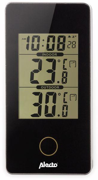 Wetterstation ALECTO WS-150, schwarz