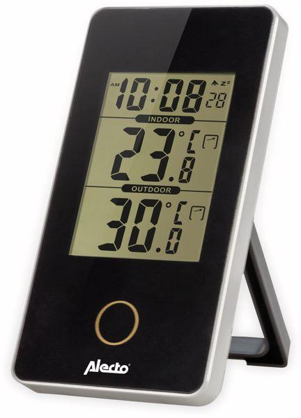 Wetterstation ALECTO WS-150, schwarz - Produktbild 2
