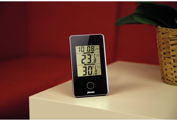 Wetterstation ALECTO WS-150, schwarz - Produktbild 4
