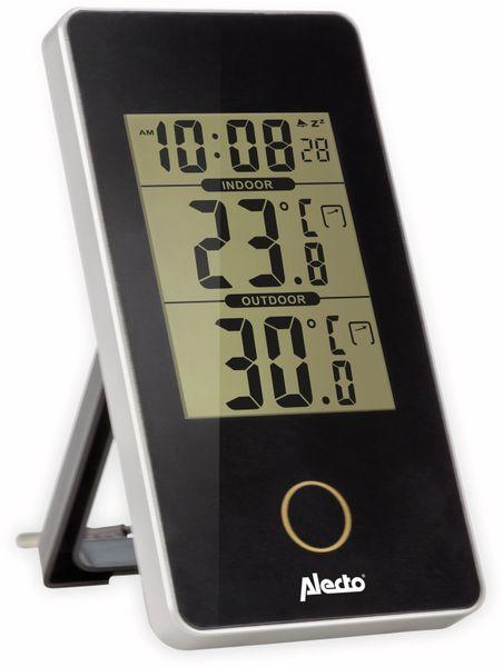 Wetterstation ALECTO WS-150, schwarz - Produktbild 5