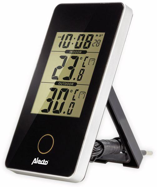 Wetterstation ALECTO WS-150, schwarz - Produktbild 6