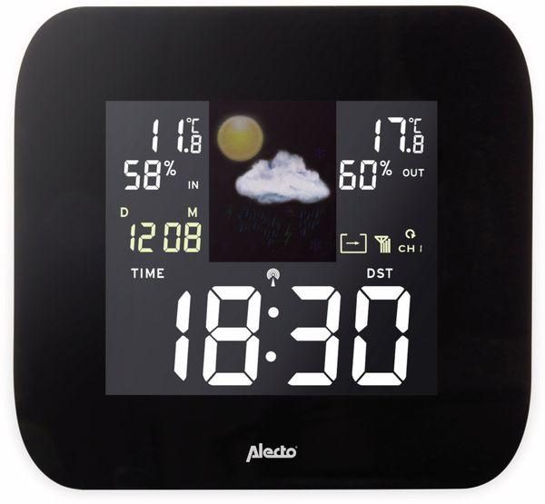 Wetterstation ALECTO WS-1850, schwarz - Produktbild 3