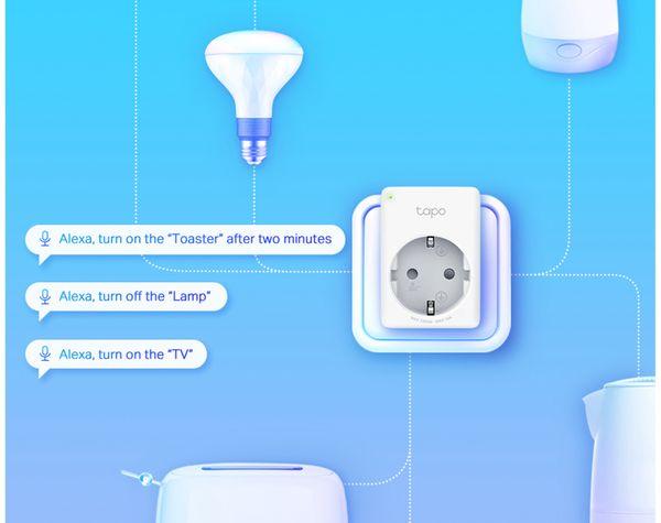 WLAN-Steckdose TP-LINK TAPO P100 - Produktbild 2