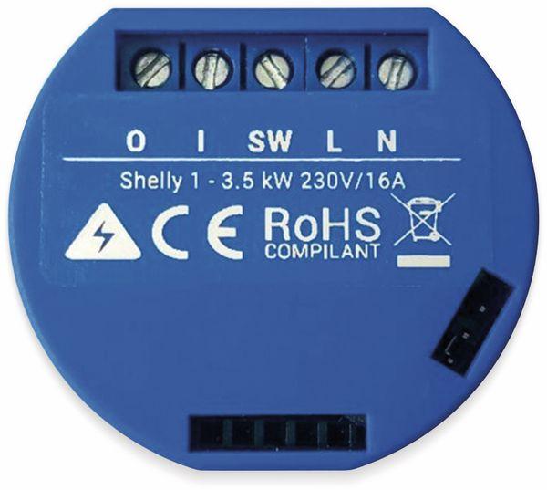 WiFi-Switch SHELLY 1, 1 Kanal-Schalter