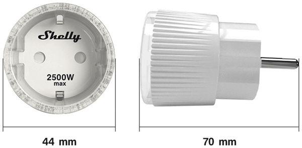 WLAN-Steckdose SHELLY Plug S - Produktbild 4