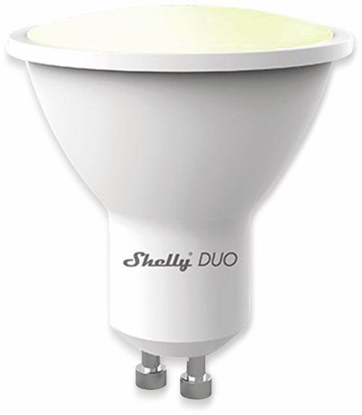 LED-Lampe SHELLY GU10, 4,8 W, 475 lm, dimmbar