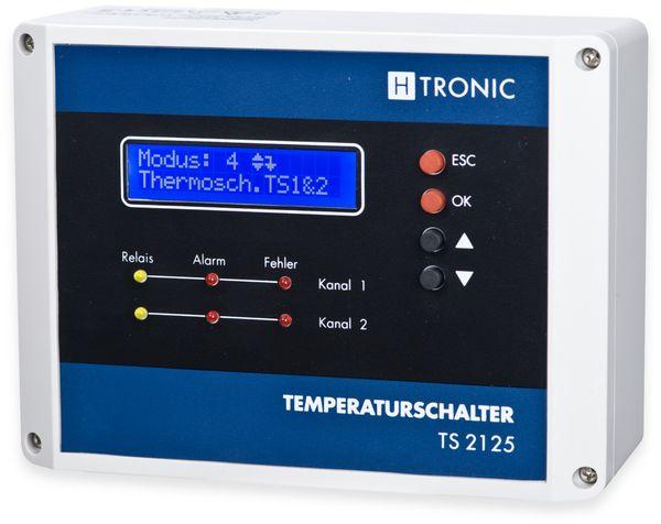 Temperaturschalter H-TRONIC TS 2125