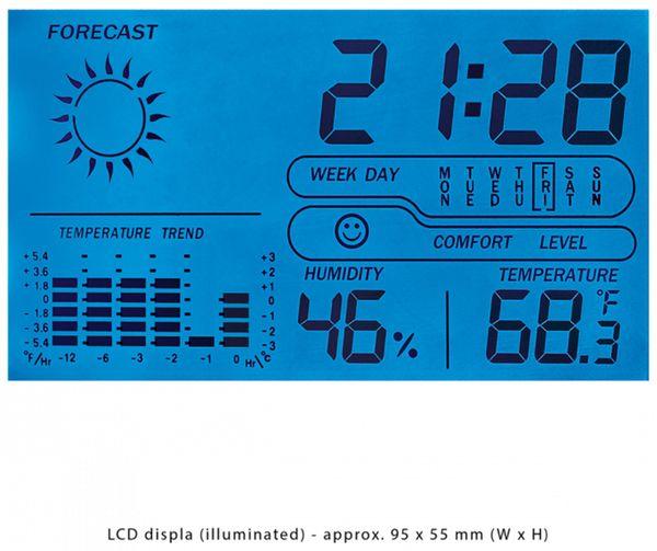 Wetterstation CLATRONIC CTC WSU 7023 - Produktbild 2