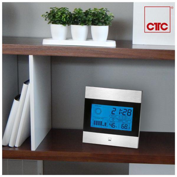 Wetterstation CLATRONIC CTC WSU 7023 - Produktbild 5