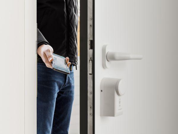 Smart Home HOMEMATIC IP 154952A0 Türschlossantrieb - Produktbild 4