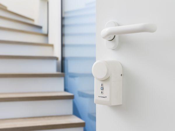 Smart Home HOMEMATIC IP 154952A0 Türschlossantrieb - Produktbild 6