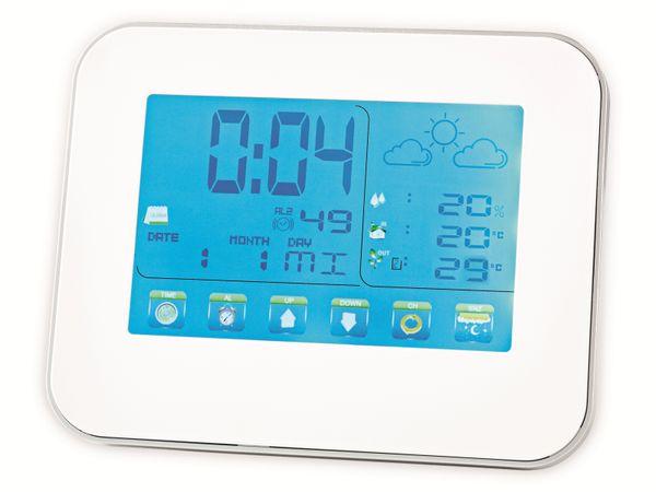 Wetterstation NEDIS, WEST401WT, weiß - Produktbild 2