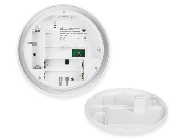 Smart Home HOMEMATIC IP 153825A0, Alarmsirene - Produktbild 11