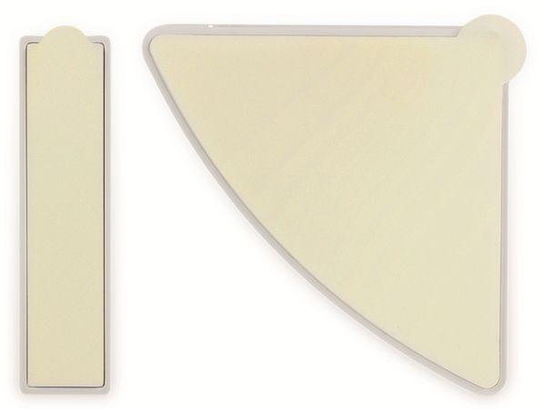 Tür- und Fensterkontakt SMARTWARES SH8-90401, PRO Serie, weiß - Produktbild 2