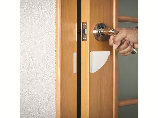 Tür- und Fensterkontakt SMARTWARES SH8-90401, PRO Serie, weiß - Produktbild 6