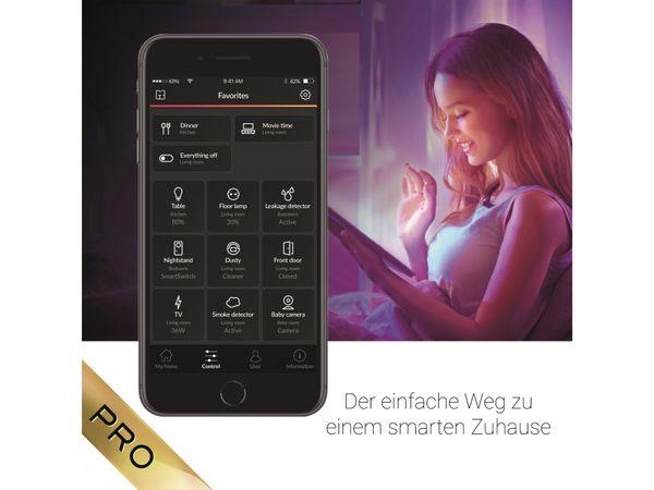 Tür- und Fensterkontakt SMARTWARES SH8-90401, PRO Serie, weiß - Produktbild 7