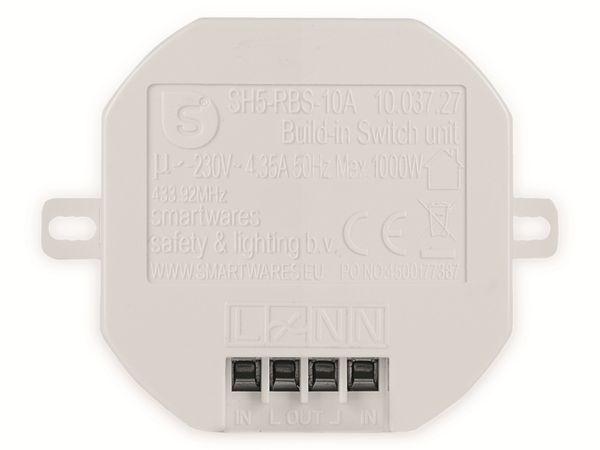 Schlafzimmer-Lichtschalter-Set SMARTWARES SH4-99567, weiß - Produktbild 4