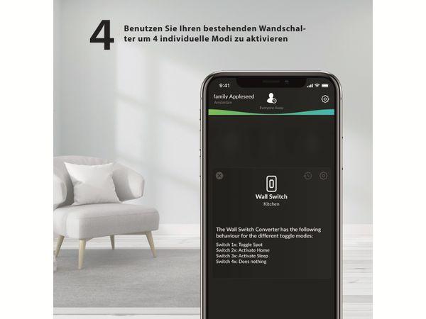 Wandschalter-Umwandler SMARTWARES SH8-90604, PRO Serie - Produktbild 8