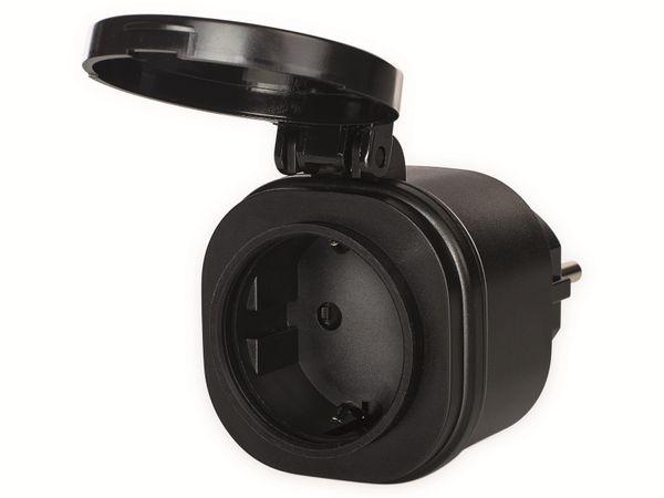 Funksteckdose SMARTWARES SH4-90450, Mini, Außenbereich