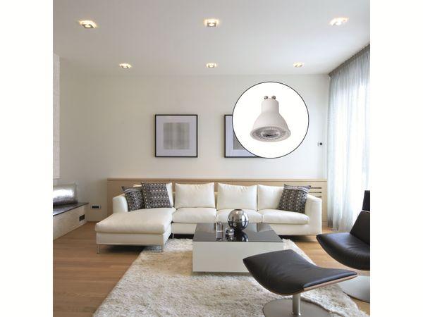 LED-Lampe SMARTWARES SH4-90257, GU10, 3 W, EEK: A+, dimmbar, 2700 K - Produktbild 3