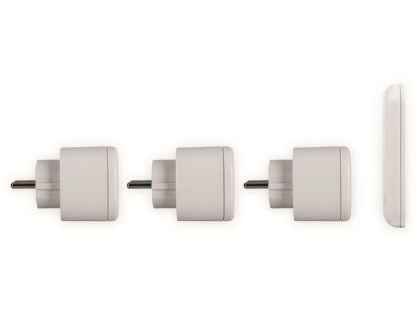 Funksteckdosen-Set SMARTWARES SH4-99566, Mini, Innenbereich - Produktbild 3