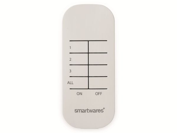 Funksteckdosen-Set SMARTWARES SH4-99566, Mini, Innenbereich - Produktbild 5