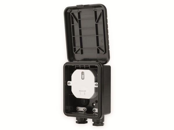 Funk-Einbauschalter SMARTWARES SH4-90451, Unterputz, Außenbereich - Produktbild 5