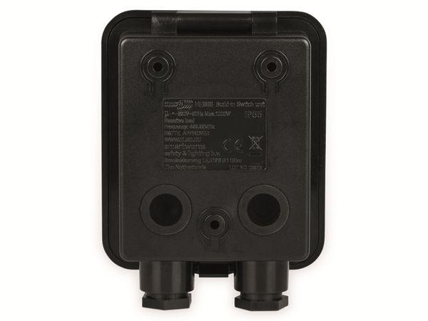 Funk-Einbauschalter SMARTWARES SH4-90451, Unterputz, Außenbereich - Produktbild 6