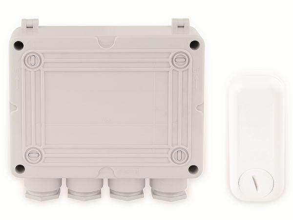 Funk-Schalterbox SMARTWARES SH4-99652, 3-Kanal-Schalter-Set, Außenbereich - Produktbild 4