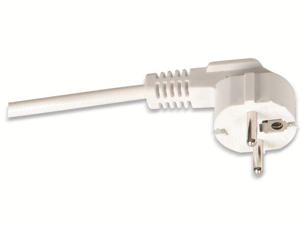 WLAN-Steckdosenleiste SWISSTONE SH 140, 4-fach, 4x USB - Produktbild 4