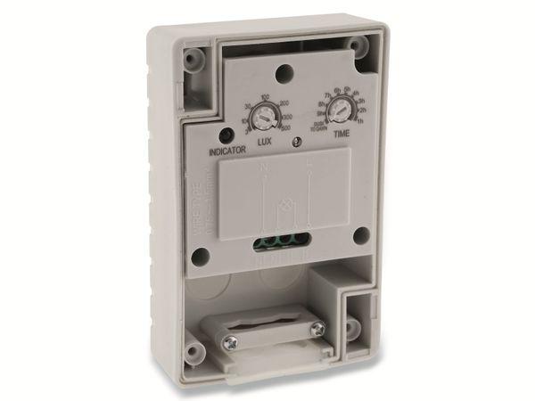 Dämmerungsschalter CHILITEC CDS-24, IP54, 10 A, 230 V~ - Produktbild 2