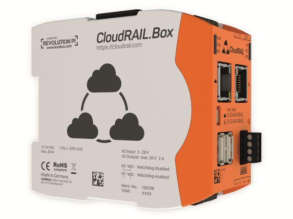 Steuerung KUNBUS CloudRail.Box, inkl. Software