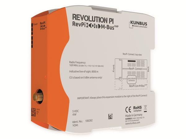 Erweiterungsmodul KUNBUS RevPi Con M-Bus VHP 169 MHz