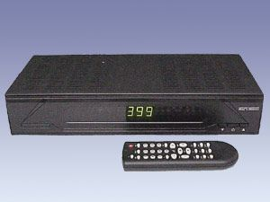 Stereo-Sat-Receiver