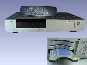 Digital-Receiver Nextwave CX-5000 CI