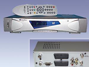 Digital-Receiver Nextwave DX-601