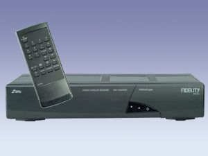 "Stereo-SAT-Receiver ""Fidelity"""