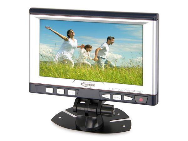 "17,8 cm (7"") LCD-Monitor PremiumBlue Nova M7 - Produktbild 1"