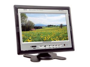 "17,8 cm (7"") TFT/LCD-Monitor TM-7003A - Produktbild 1"